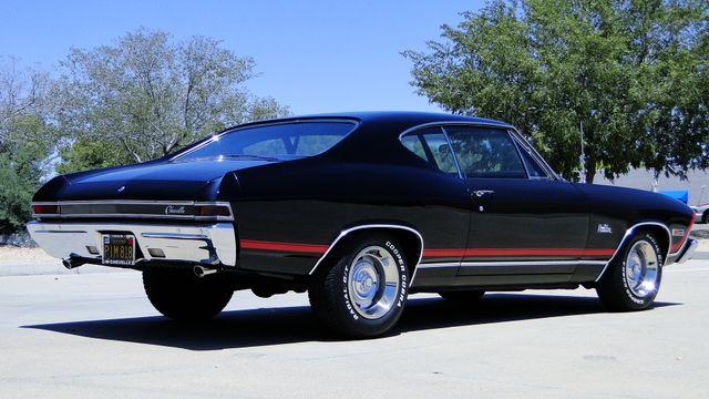 1968 Chevrolet CHEVELLE 327/275ci MALIBU SPORT COUPE Phoenix, Arizona 19
