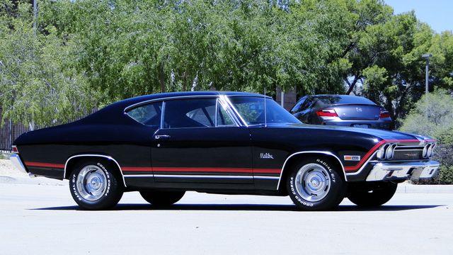 1968 Chevrolet CHEVELLE 327/275ci MALIBU SPORT COUPE Phoenix, Arizona 2