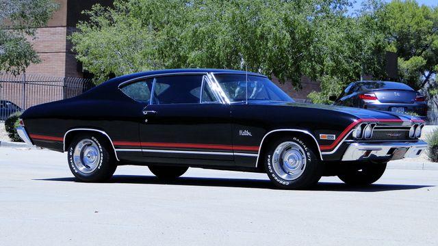 1968 Chevrolet CHEVELLE 327/275ci MALIBU SPORT COUPE Phoenix, Arizona 24
