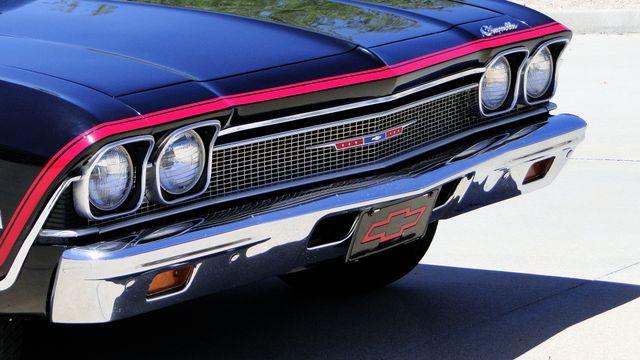 1968 Chevrolet CHEVELLE 327/275ci MALIBU SPORT COUPE Phoenix, Arizona 4