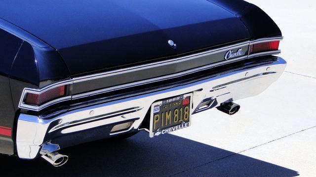 1968 Chevrolet CHEVELLE 327/275ci MALIBU SPORT COUPE Phoenix, Arizona 5