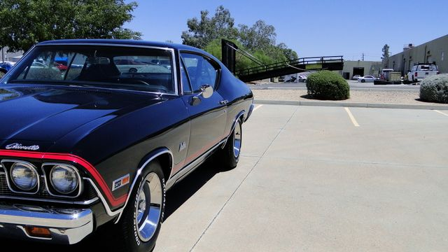 1968 Chevrolet CHEVELLE 327/275ci MALIBU SPORT COUPE Phoenix, Arizona 14