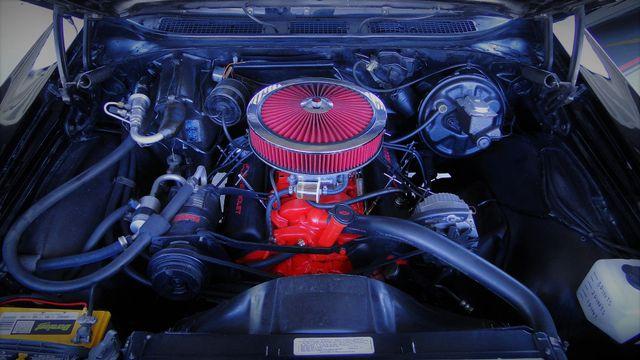 1968 Chevrolet CHEVELLE 327/275ci MALIBU SPORT COUPE Phoenix, Arizona 1