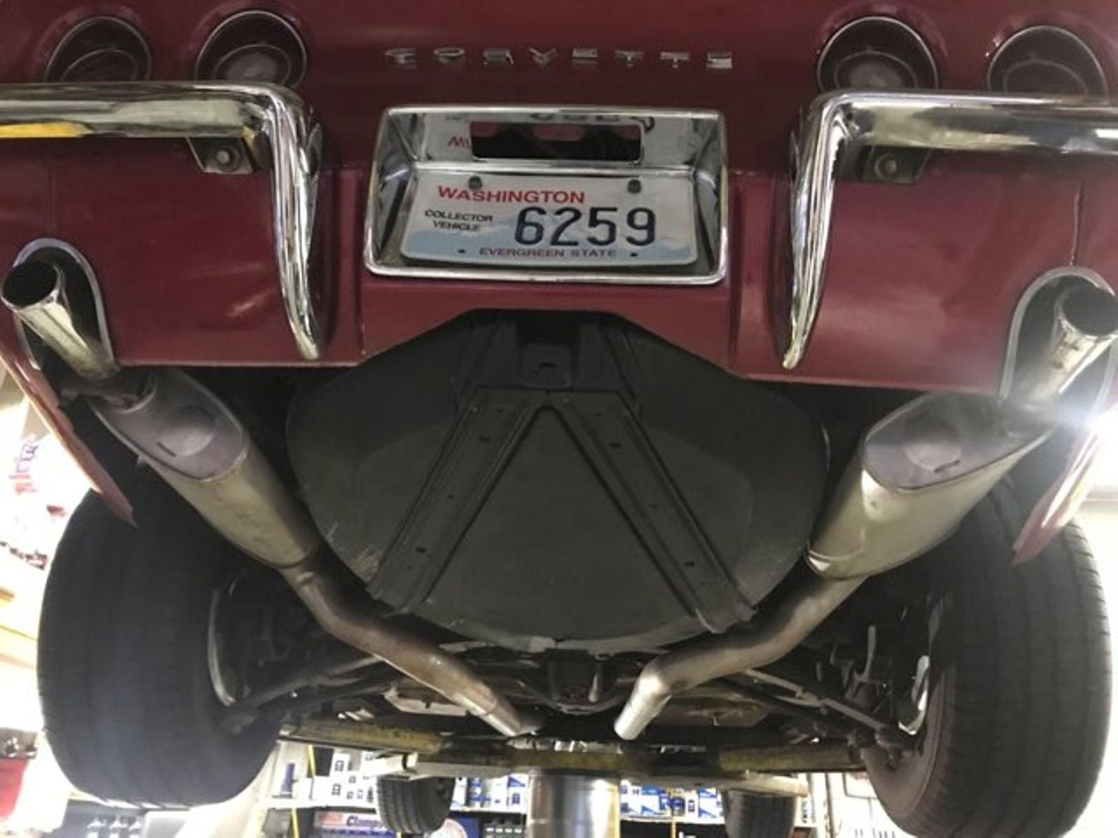 1969 Chevrolet Corvette Stingray L46 350ci 350hp 4 Speed Muncie