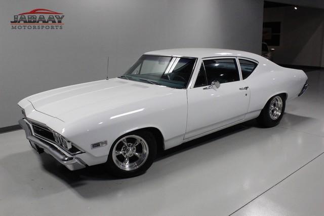 1968 Chevrolet Malibu Merrillville, Indiana 26