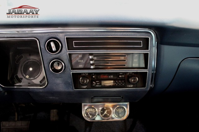 1968 Chevrolet Malibu Merrillville, Indiana 18