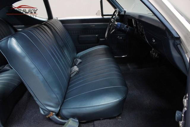 1968 Chevrolet Malibu Merrillville, Indiana 12
