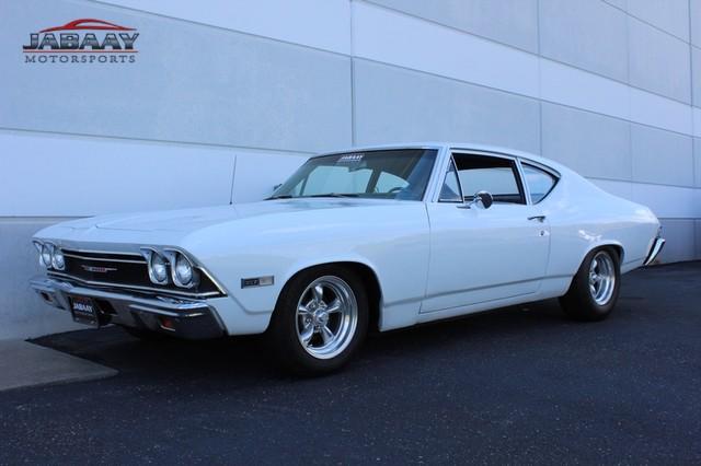 1968 Chevrolet Malibu Merrillville, Indiana 50