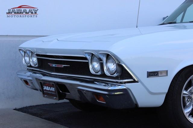 1968 Chevrolet Malibu Merrillville, Indiana 51