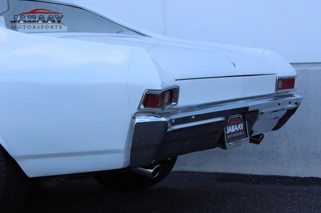 1968 Chevrolet Malibu Merrillville, Indiana 61