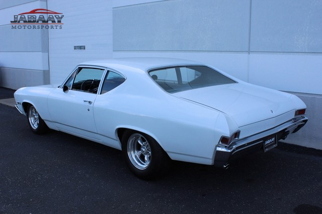 1968 Chevrolet Malibu Merrillville, Indiana 63