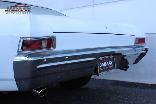 1968 Chevrolet Malibu Merrillville, Indiana 64