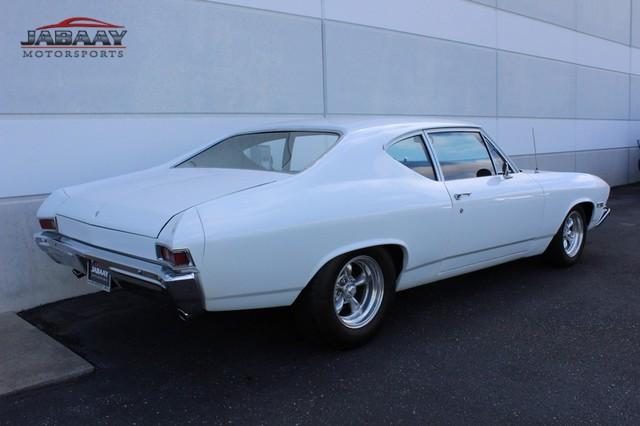 1968 Chevrolet Malibu Merrillville, Indiana 78