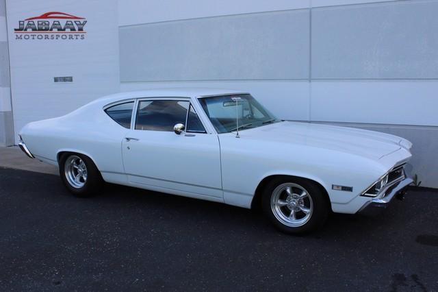1968 Chevrolet Malibu Merrillville, Indiana 83