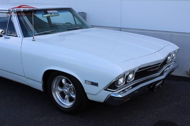 1968 Chevrolet Malibu Merrillville, Indiana 87