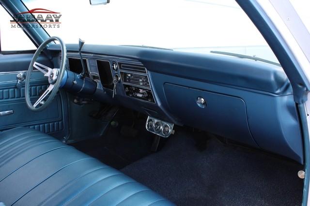 1968 Chevrolet Malibu Merrillville, Indiana 91