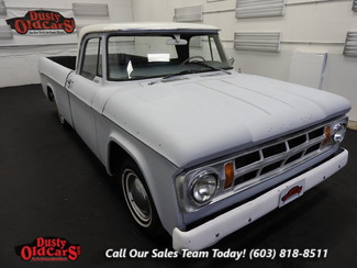 1968 Dodge D100 in Nashua NH