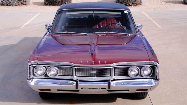 "1968 Dodge MONACO SPORT COUPE 383 4BBL ""H"" CODE  MATCH #'s Phoenix, Arizona 14"