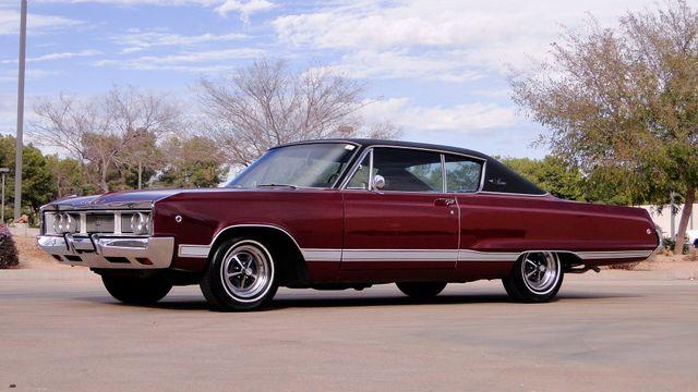 "1968 Dodge MONACO SPORT COUPE 383 4BBL ""H"" CODE  MATCH #'s Phoenix, Arizona 6"