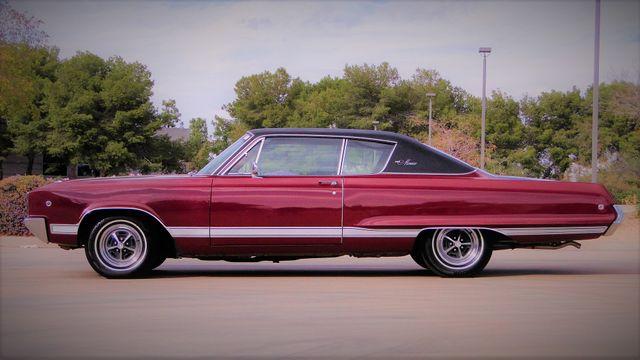 "1968 Dodge MONACO SPORT COUPE 383 4BBL ""H"" CODE  MATCH #'s Phoenix, Arizona 4"