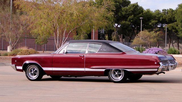 "1968 Dodge MONACO SPORT COUPE 383 4BBL ""H"" CODE  MATCH #'s Phoenix, Arizona 28"