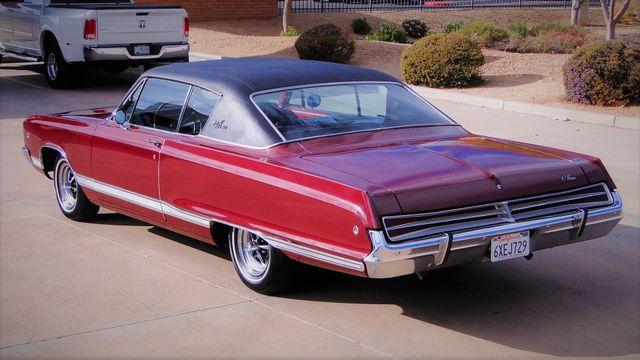 "1968 Dodge MONACO SPORT COUPE 383 4BBL ""H"" CODE  MATCH #'s Phoenix, Arizona 7"