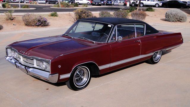 "1968 Dodge MONACO SPORT COUPE 383 4BBL ""H"" CODE  MATCH #'s Phoenix, Arizona 8"