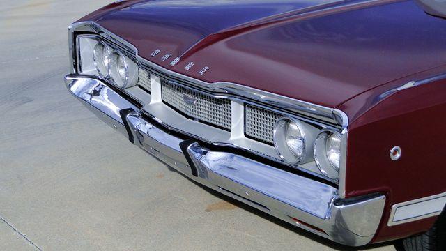 "1968 Dodge MONACO SPORT COUPE 383 4BBL ""H"" CODE  MATCH #'s Phoenix, Arizona 11"