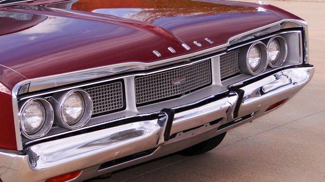 "1968 Dodge MONACO SPORT COUPE 383 4BBL ""H"" CODE  MATCH #'s Phoenix, Arizona 10"