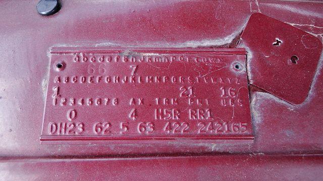 "1968 Dodge MONACO SPORT COUPE 383 4BBL ""H"" CODE  MATCH #'s Phoenix, Arizona 25"