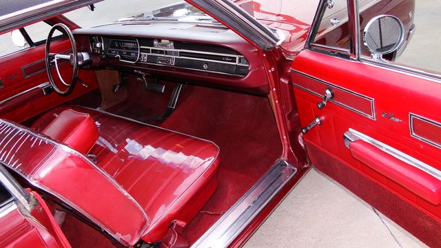 "1968 Dodge MONACO SPORT COUPE 383 4BBL ""H"" CODE  MATCH #'s Phoenix, Arizona 1"