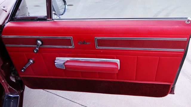 "1968 Dodge MONACO SPORT COUPE 383 4BBL ""H"" CODE  MATCH #'s Phoenix, Arizona 20"