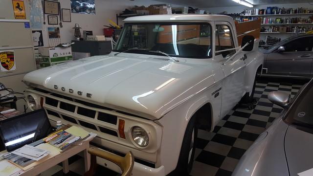 1968 Dodge PICKUP Arlington, Texas 11
