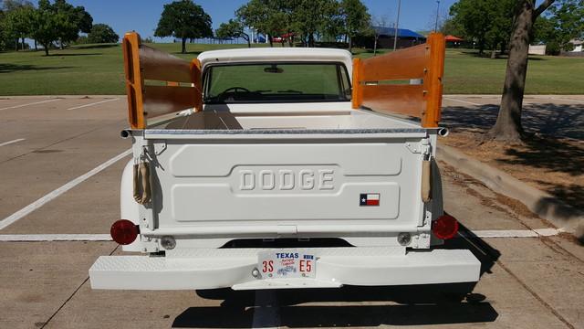 1968 Dodge PICKUP Arlington, Texas 8