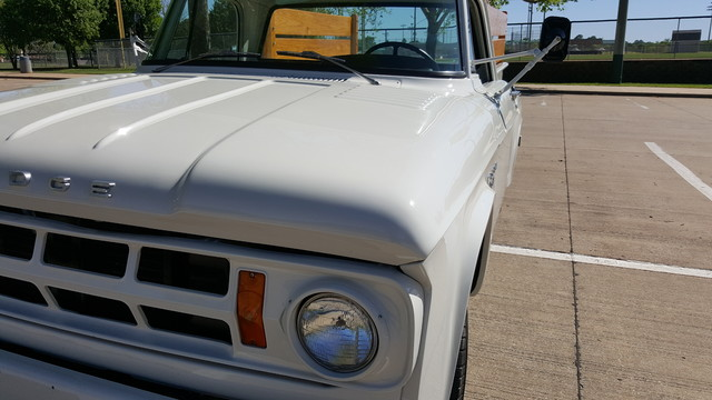 1968 Dodge PICKUP Arlington, Texas 4
