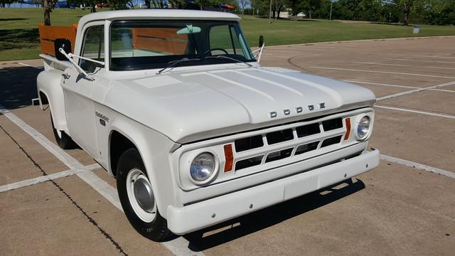 1968 Dodge PICKUP Arlington, Texas 2