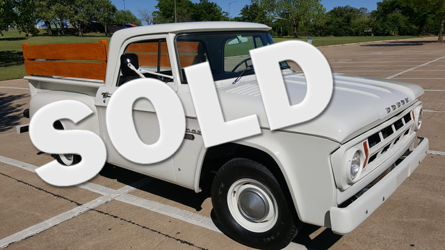 1968 Dodge PICKUP Arlington, Texas 0