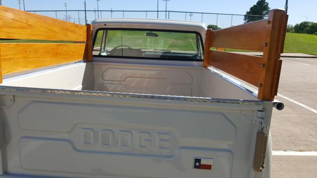 1968 Dodge PICKUP Arlington, Texas 5