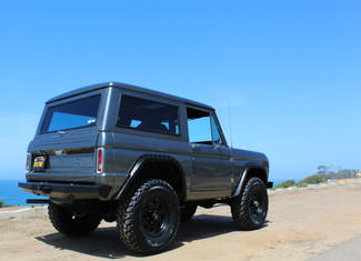 1968 Ford Bronco Encinitas, CA 2