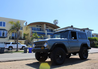 1968 Ford Bronco Encinitas, CA 6