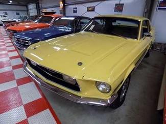 1968 Ford Mustang CA Special - Utah Showroom Newberg, Oregon
