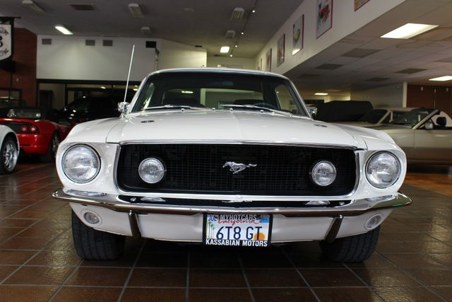 1968 Ford Mustang   GT Clone 302 V8 San Diego, California 3