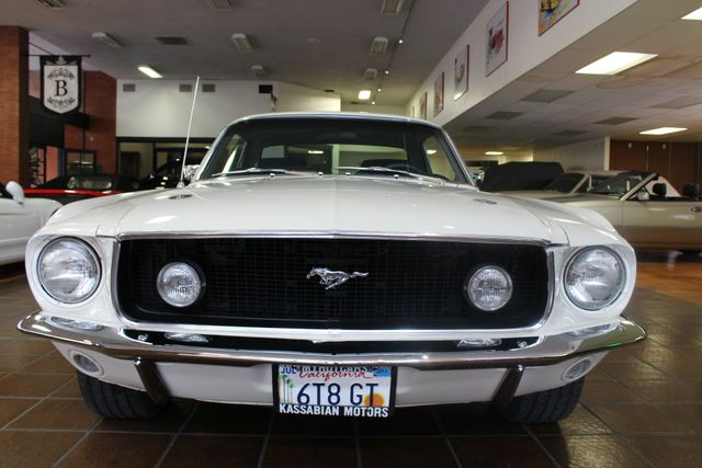 1968 Ford Mustang   GT Clone 302 V8 San Diego, California 61