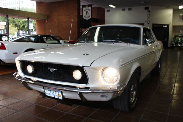1968 Ford Mustang   GT Clone 302 V8 San Diego, California 162