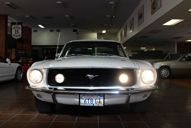 1968 Ford Mustang   GT Clone 302 V8 San Diego, California 163