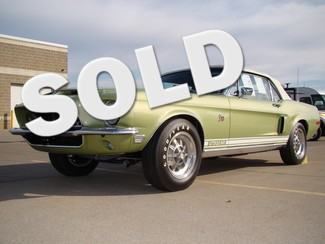 1968 Ford Mustang Shelby GT500 KR Gt500KR Bettendorf, Iowa