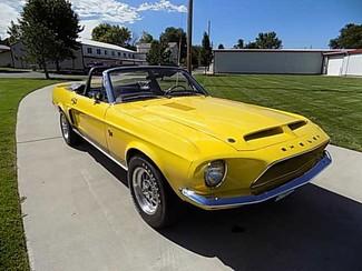 1968 Ford Shelby GT 500 KR -Utah Showroom Newberg, Oregon 1