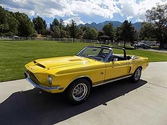 1968 Ford Shelby GT 500 KR -Utah Showroom Newberg, Oregon 45