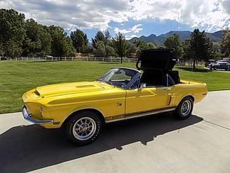 1968 Ford Shelby GT 500 KR -Utah Showroom Newberg, Oregon 47