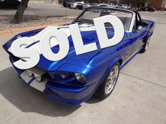 1968 Ford Shelby Mustang Convertible Austin , Texas